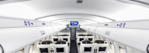 À bord de la nouvelle classe business de Corsair