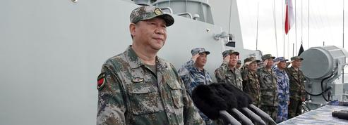 La Chine va organiser des manœuvres militaires en face de Taïwan