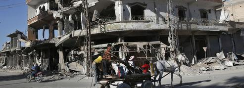 À Raqqa, ex-capitale syrienne de Daech, la vie reprend difficilement