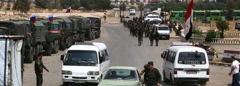 Syrie: la Russie dramatise les conséquences de frappes