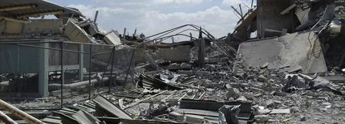 Syrie : qu'est-ce que le mystérieux Centre chimique frappé par les alliés ?