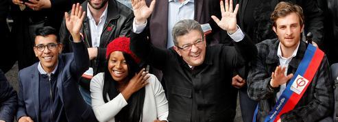 À Marseille, Mélenchon aux côtés des syndicats pour scander «stop Macron»