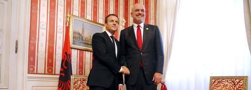 L'Albanie frappe à la porte de l'Europe