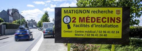 D'Étretat à Toulouse, les déserts médicaux gagnent toutes les villes