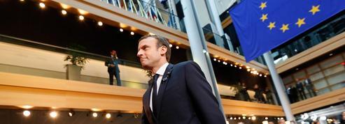 Le projet européen de Macron à rude épreuve