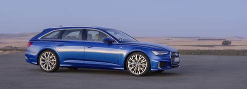Audi A6 : l'élégance faite break