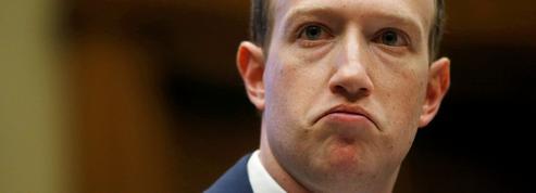 En plein scandale Cambridge Analytica, Facebook pointe du doigt ses concurrents