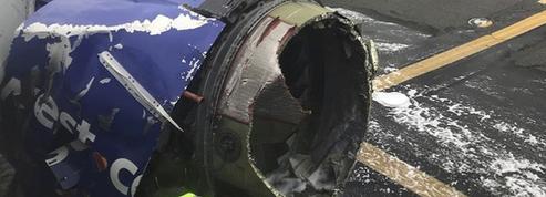 Accident sur le vol New York-Dallas: deux experts du BEA sur place