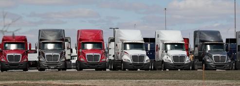 Des multinationales réclament des camions moins polluants