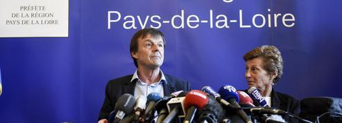 NDDL : Nicolas Hulot n'a pas convaincu les zadistes