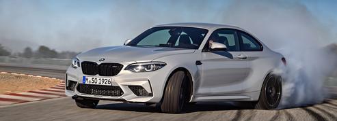 BMW M2 Competition : sport extrême