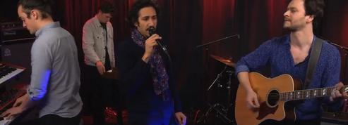 Feu! Chatterton en concert privé au Figaro Live Musique