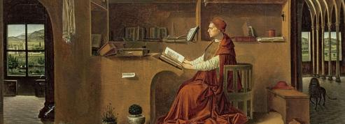 Jérôme de Stridon: l'homme couvert de livres