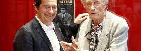 Venantino, le flingueur des Tontons ,fête son anniversaire à Paris avec Laurent Gerra