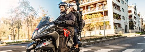 Troopy, le scooter 125 en libre-service