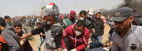 Israël bloque le transfert des Palestiniens blessés à Gaza