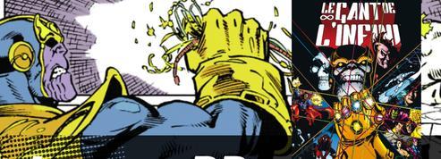 La case BD: Le Gant de l'infini ou l'avènement du méchant Thanos