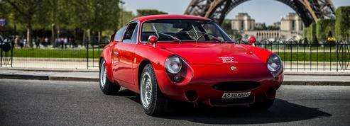 Tour Auto, les marques italiennes disparues à l'honneur