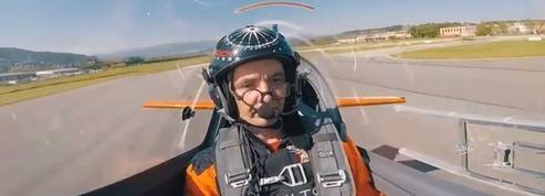 L'impressionnant championnat du monde de voltige aérienne