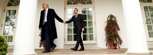 Macron aux États-Unis, les médias américains entre glamour et sarcasmes