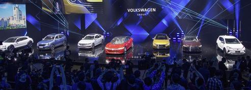 Volkswagen lance une offensive tous azimuts en Chine