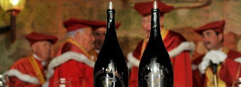 À Chinon, l'univers du vin s'entre-déchire pour un portrait de Rabelais