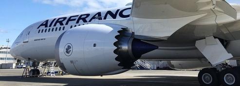 Air France : un syndicat de pilotes bloque un 787 sur le tarmac