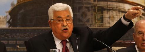 L'Europe perd patience face aux dérapages d'Abbas