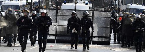 Pas moins de 2000policiers et gendarmes pour verrouiller le cortège