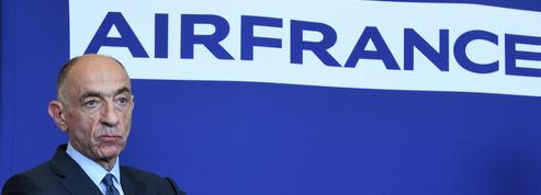 Grève à Air France : le sort du PDG lié au vote des salariés