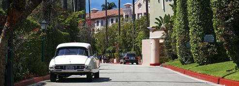 Citroën, une étoile à Hollywood