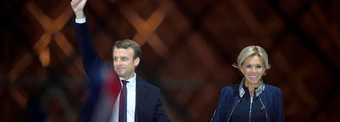 Emmanuel Macron : retour sur une année à l'Elysée