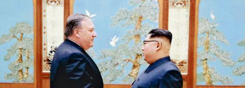 Négociations serrées en vue du sommet Trump-Kim sur le nucléaire nord-coréen