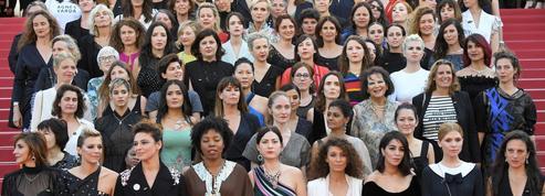 Une montée des marches de 82 femmes en quête d'égalité pour le cinéma français