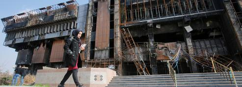 Irak : Université de Mossoul, année zéro