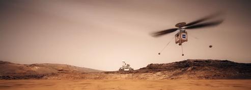 La Nasa va envoyer un hélicoptère sur Mars en 2020