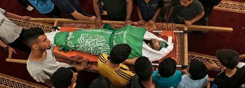 Jour de deuil à Gaza après la journée sanglante de lundi