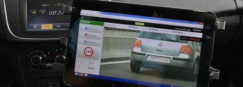 Les services de Beauvau s'interrogent sur la légalité des voitures radar