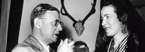 Simone de Beauvoir en textes et en images