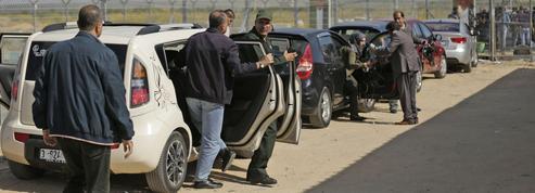 Les diplomates européens dénoncent les fouilles qui leur sont imposées à la sortie de Gaza