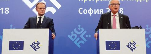 Nucléaire iranien: l'Europe amorce sa riposte à Trump