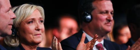Marine Le Pen fait le ménage dans l'organigramme du FN