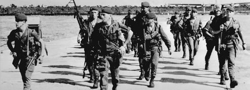 Il y a quarante ans, la Légion sautait sur Kolwezi