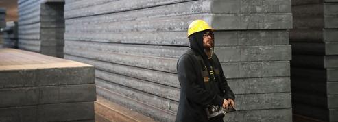Le pistolet américain sur la tempe, le Brésil a reculé sur l'acier