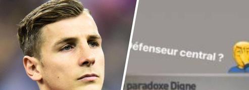 Digne exprime son incompréhension après sa non-sélection pour le Mondial 2018