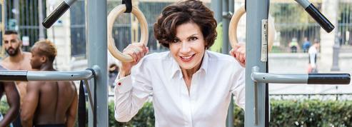 Dominique Carlac'h, seule femme candidate, présente son programme pour le Medef