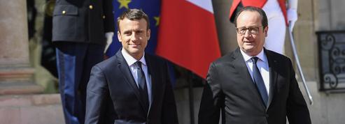 «Macron est beaucoup plus proche d'Hollande qu'on ne pourrait le croire»