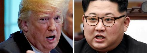 Le ton monte entre Pyongyang et Washington avant le sommet historique