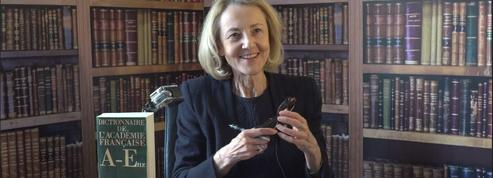 Dictée du Figaro: l'académicienne Dominique Bona, maestria de l'orthographe