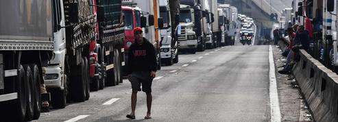 Une grève des routiers provoque le chaos au Brésil